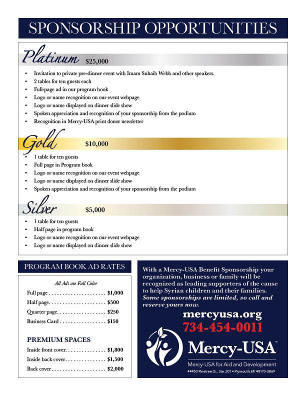 Mercy-USA.SponsorshipFlyerDetails